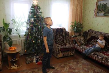 Акульшин Дмитрий, стихотворение Деду Морозу